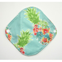Bamboo Panty Liner / Light Flow Sanitary Pad - Tropical
