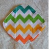 Set of 3 Bamboo Light Flow Pads - Funky Designs
