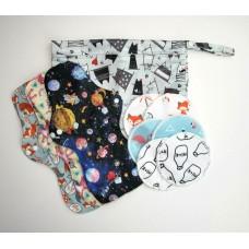 New Mother Cloth Pad Set