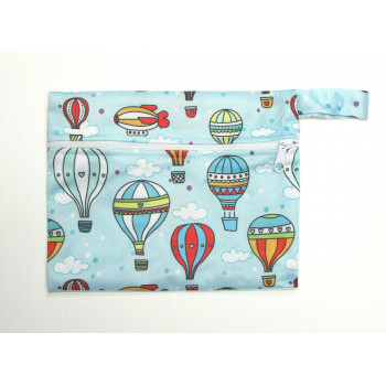 Mini Wet Bag - Balloons