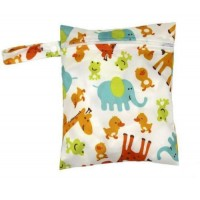 Medium Wet Bag - Baby Zoo