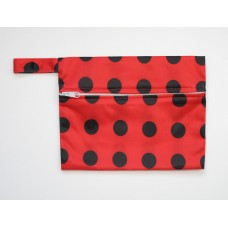 Mini Wet Bag - Ladybird