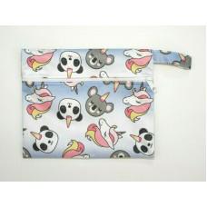 Mini Wet Bag - Pandacorns
