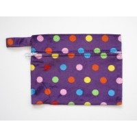 Mini Wet Bag - Polka Dots