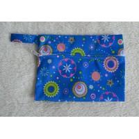 Mini Wet Bag - Retro Print