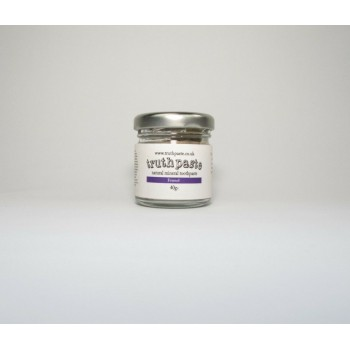 Truthpaste - Natural Toothpaste - Fennel