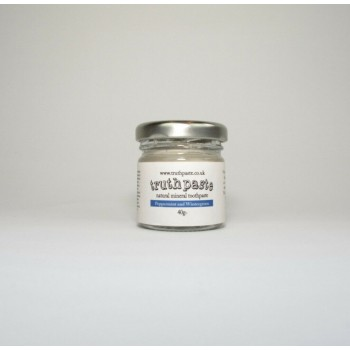 Truthpaste - Natural Toothpaste - Peppermint and Wintergreen
